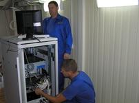 Монтаж систем безопасности и видеонаблюдения
