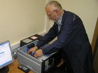 Обслуживание оборудования инжерно-технических систем безопасности